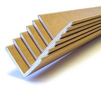 Thanh V giấy