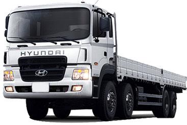 Xe Hyundai HD320