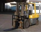 Xe nâng dầu cũ TCM