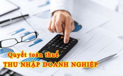 Dịch vụ thuế TNDN