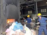 Xử lý chất thải nguy hại