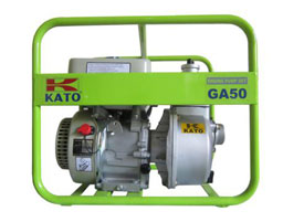 Máy bơm chữa cháy Kato