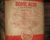 Axit Boric