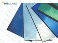 Kính phản quang an toàn mb glass