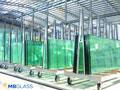 Kính xây dựng trắng mb glass