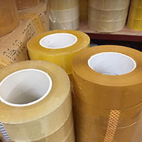 Băng dính lõi nhựa 1kg/cuộn