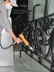 Dịch vụ sơn tĩnh điện