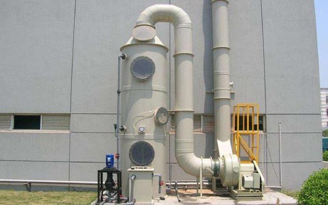 Xử lý khí thải hóa chất