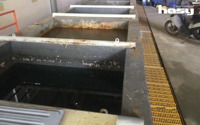 Xử lý nước thải hóa chất