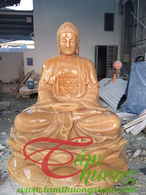 Phật tổ đá vàng