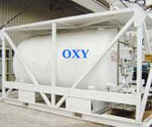 Bồn Oxy từ 5000L đến 20000L