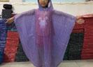 Áo mưa trẻ em loại choàng PVC