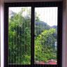 Lưới an toàn cửa sổ chung cư