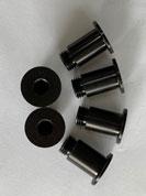 Sản phẩm từ thép nhuộm đen