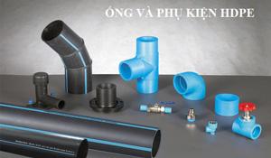 Ống nhựa HDPE cấp nước