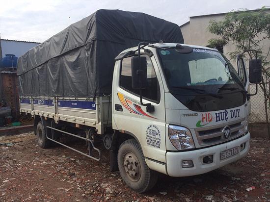Xe tải 5 tấn 7 tấn