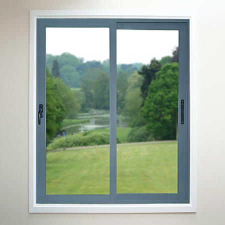 Cửa nhôm Xinga cửa sổ mở trượt