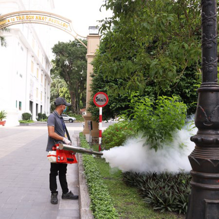 Kiểm soát ruồi muỗi