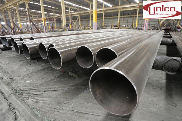 Thép ống đúc carbon