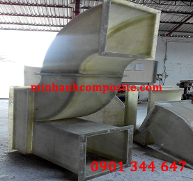 Ống gió Composite