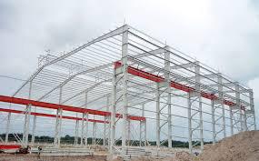 Lắp dựng nhà xưởng công nghiệp