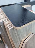 Ván gỗ Melamine trên nền Plywood