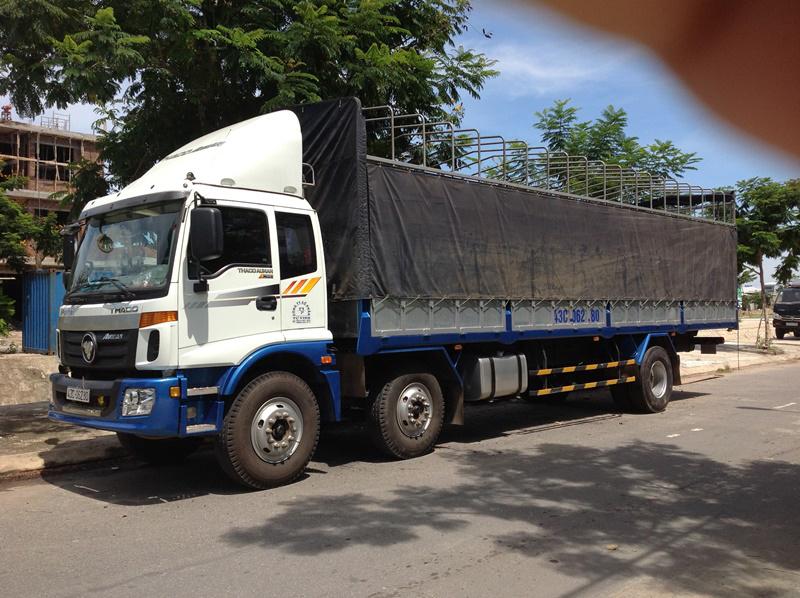 Dịch vụ vận tải Kon Tum