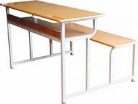 Bàn ghế trung học