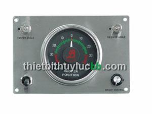 Bộ đồng hồ góc lái thủy lực