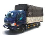 Vân chuyển hàng bằng xe tải 2 tấn