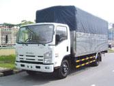 Vân chuyển hàng bằng xe tải 5 tấn