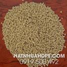 Hạt nhựa HDPE trắng trong