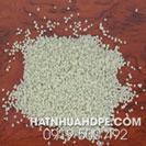 Hạt nhựa HDPE trắng trong sủi