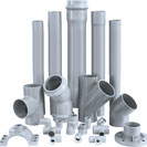 Ống và phụ kiện nhựa UPVC