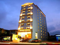 Bán khách sạn quận Tân Phú