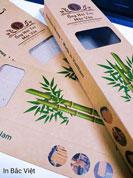 In hộp giấy Kraft nâu