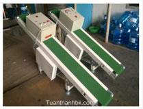 Băng tải PVC nhám