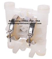 Bơm màng nhựa Ovell - USA