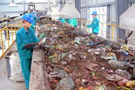 Xử lí chất thải rác thải