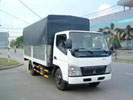Dịch vụ vận chuyển bằng xe tải