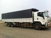 Vận tải hàng hóa xe chuyên dụng