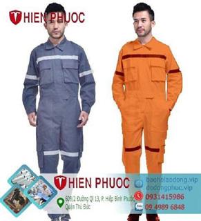Đồng phục công nhân lao công