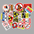 In decal PVC
