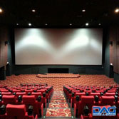 Thi công cách âm rạp chiếu phim