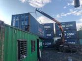 Cho thuê Container đã qua sử dụng