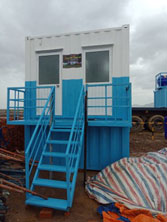 Cho thuê Container toilet
