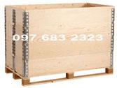 Thùng gỗ dán loại to
