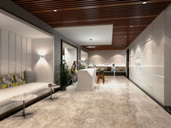 Thiết kế nội thất trung tâm Masage