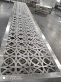 Cắt laser sắt CNC