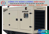 Cho thuê máy phát điện Doosan